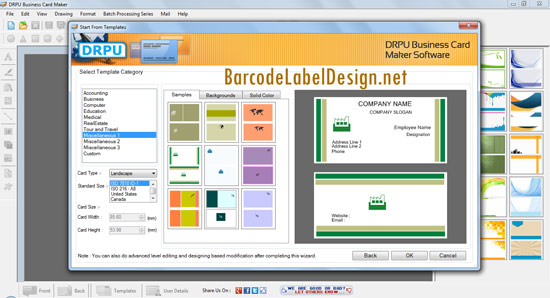 Custom Card Template business card maker : Download free Business Card Maker by www ...